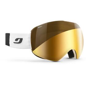 Julbo Skydome White-Black/Zebra/Gold Flash